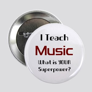 """teach music 2.25"""" Button"""
