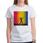 35.how do you love your self..? Women's T-Shirt