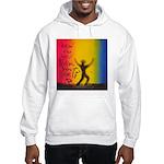 35.how do you love your self..? Hooded Sweatshirt