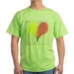37.love thy self..? Green T-Shirt