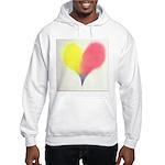 37.love thy self..? Hooded Sweatshirt