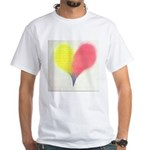37.love thy self..? White T-Shirt