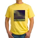 30. little beach view, maui.. Yellow T-Shirt