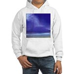 30. little beach view, maui.. Hooded Sweatshirt