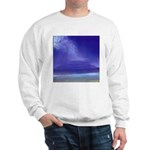 30. little beach view, maui.. Sweatshirt