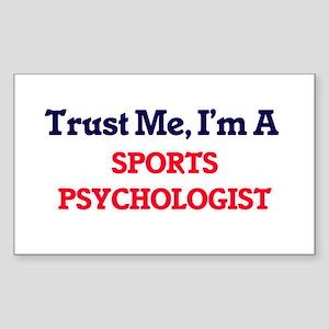 Trust me, I'm a Sports Psychologist Sticker