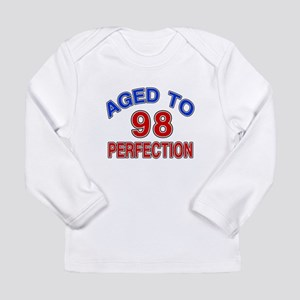 98 Aged To Perfection Long Sleeve Infant T-Shirt