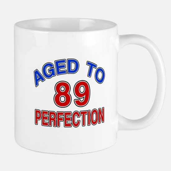 89 Aged To Perfection Mug