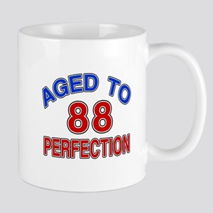 88 Aged To Perfection Mug