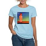 38.self love..? Women's Pink T-Shirt