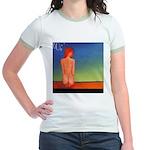 38.self love..? Jr. Ringer T-Shirt