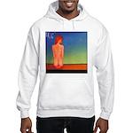 38.self love..? Hooded Sweatshirt