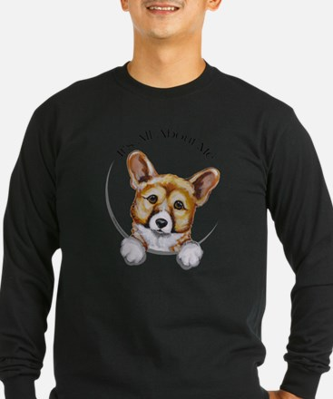 Classic Corgi IAAM Long Sleeve T-Shirt