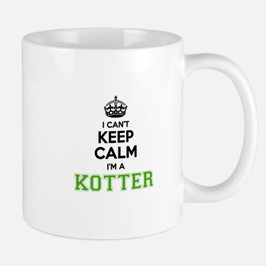 KOTTER I cant keeep calm Mugs