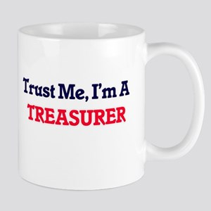 Trust me, I'm a Treasurer Mugs