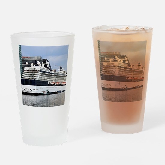 Celebrity Constellation cruise ship Drinking Glass
