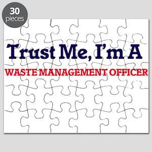 Trust me, I'm a Waste Management Officer Puzzle