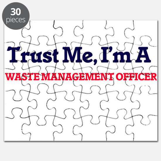 Trust me, I'm a Waste Management Officer Puzzle