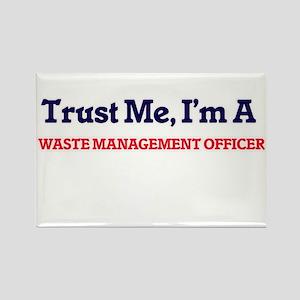 Trust me, I'm a Waste Management Officer Magnets