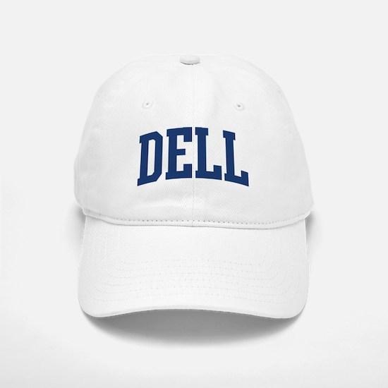 DELL design (blue) Baseball Baseball Cap