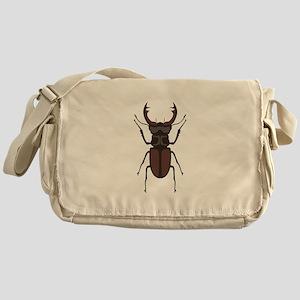 Stag Beetle Messenger Bag