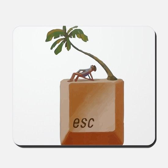 ESCAPE Mousepad