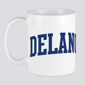 DELANO design (blue) Mug
