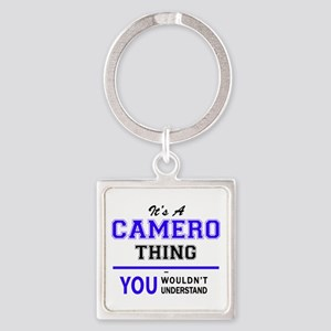 It's CAMERO thing, you wouldn't understa Keychains
