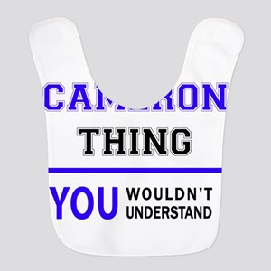 It's CAMERON thing, you wouldn't understand Bib