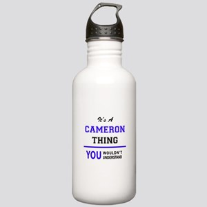 It's CAMERON thing, yo Stainless Water Bottle 1.0L