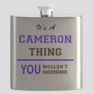 It's CAMERON thing, you wouldn't understand Flask