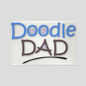 Doodle Dad Magnets