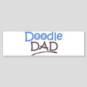 Doodle Dad Bumper Sticker