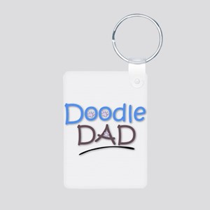 Doodle Dad Keychains
