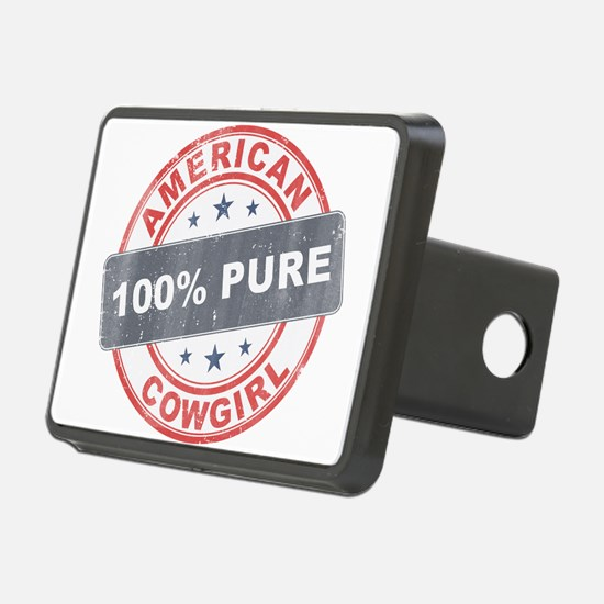 American Cowgirl 100% Pure Hitch Cover