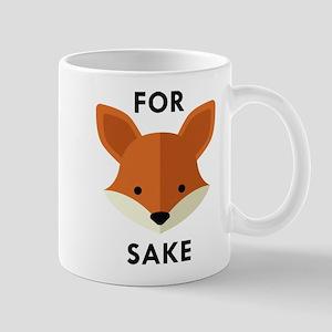 Oh! For Fox Sake Mug