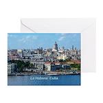 Havana (Cuba) Greeting Cards (Pk of 20)
