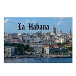 Havana (Cuba) Postcards (Package of 8)