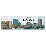 Havana (Cuba) Sticker (Bumper 50 pk)