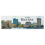 Havana (Cuba) Sticker (Bumper 10 pk)
