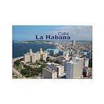 Havana (Cuba) Rectangle Magnet (100 pack)