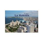 Havana (Cuba) Rectangle Magnet (10 pack)