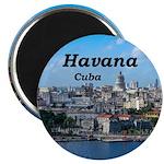 "Havana (Cuba) 2.25"" Magnet (10 pack)"