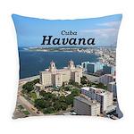 Havana (Cuba) Everyday Pillow