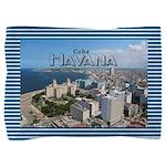 Havana (Cuba) Pillow Sham