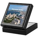 Havana (Cuba) Keepsake Box
