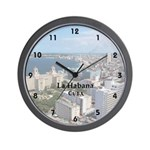 Havana (Cuba) Wall Clock