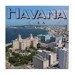Havana (Cuba) Tile Coaster