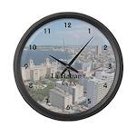 Havana (Cuba) Large Wall Clock