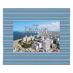 Havana (Cuba) King Duvet